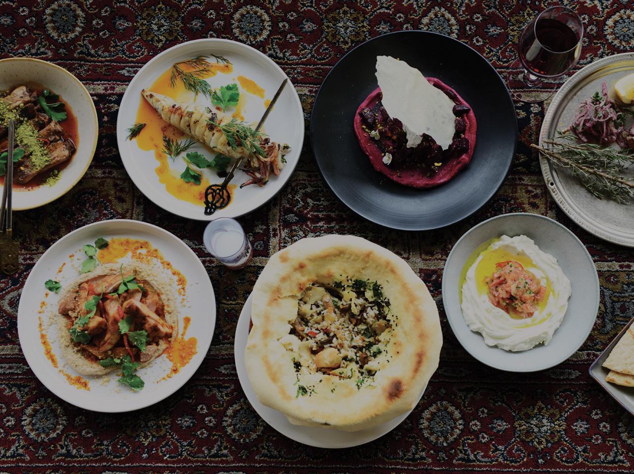 Menu, Menu, Meze - The Oldest Mediterranean and Turkish Restaurant in Washington DC.